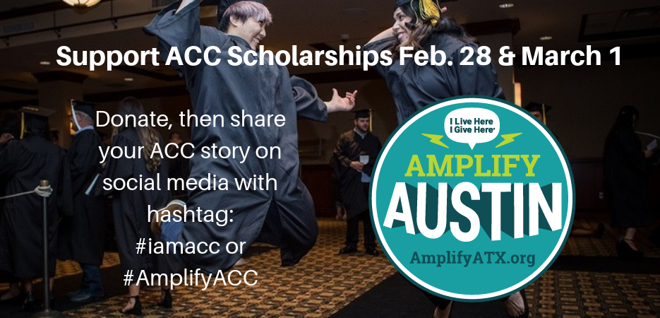 Amplify ACC on Feb. 28-March 1